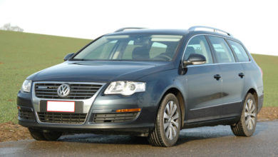Photo of Passat Variant Bluemotion : essai