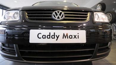Photo of Caddy Maxi Life : en détail