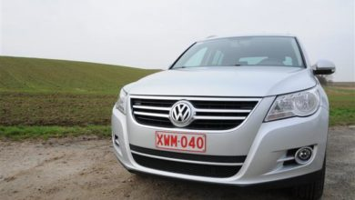 Photo de Tiguan Sport & Style 2.0 TDI CR 136 : essai