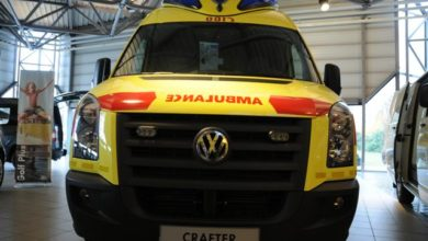 Photo de Crafter Ambulance (belge)