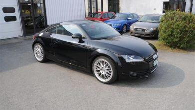 Photo of Audi TT 2.0L TFSI S-Tronic : essai