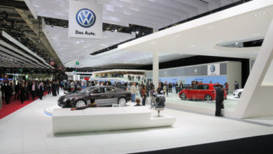 Photo of Mondial de Paris – Chapitre 1 – Volkswagen, le stand