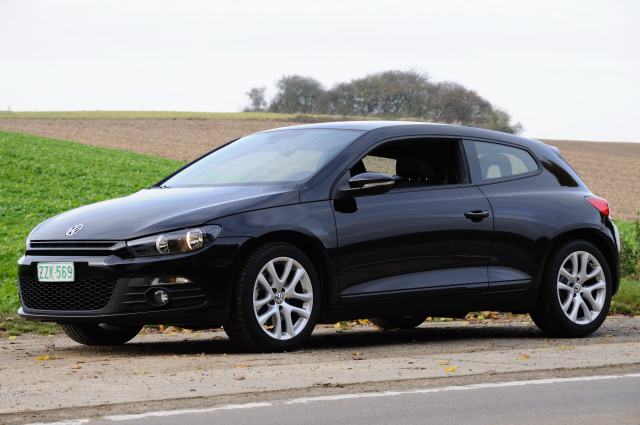 Photo de Scirocco 2.0L TSI 200 : essai