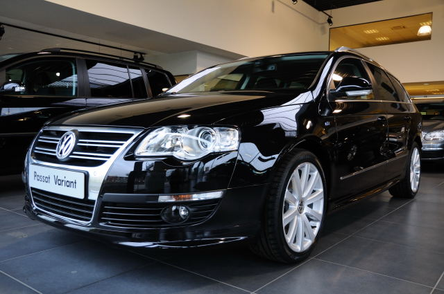 Photo de Passat Variant R Line