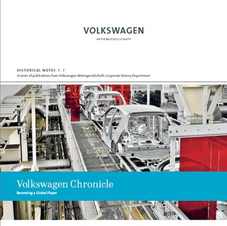 Photo de Volkswagen Chronicle