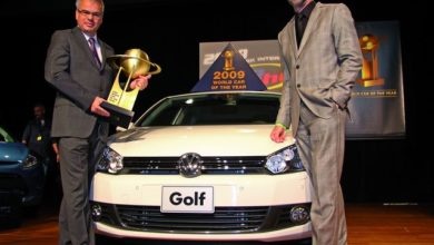 Photo de La Golf VI élue voiture mondiale de l'année