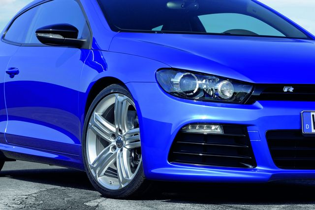 Photo de Scirocco R