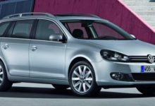 Photo of Golf Variant : facelift