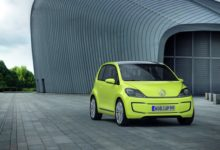 Photo of IAA 2009 : Volkswagen E-UP! Concept