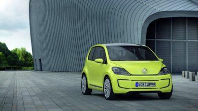 Photo of IAA 2009 : Volkswagen E-UP! Concept