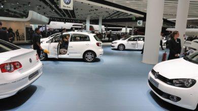 Photo of IAA 2009 : le stand VW à Francfort