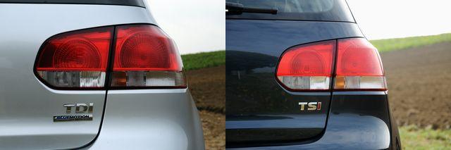 Photo de Golf VI 1.6 TDI 105 BT et 1.4 TSI 122 : Essai