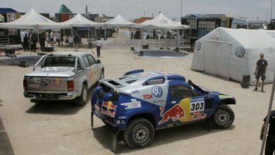Photo of Dakar 2010