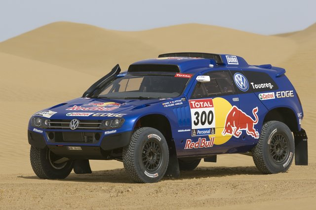 Photo de Dakar 2011 – Race Touareg 3