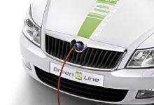 Photo of L'électromobilité avec l'Octavia Green E Line