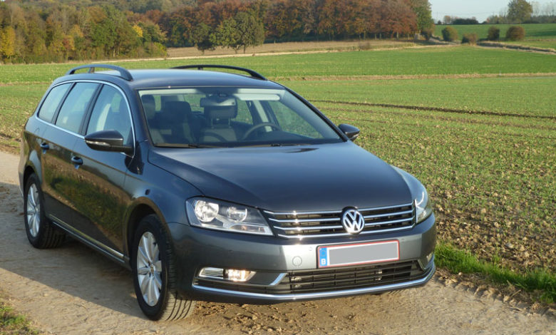 Photo de Passat Variant (SW) 1.6 TDI 105 pack Business