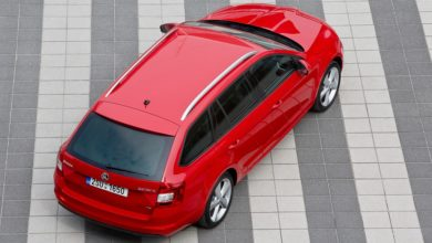 Photo of Skoda Octavia Combi