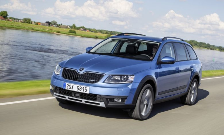 Photo de Skoda Octavia Scout