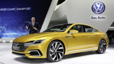 Photo of Volkswagen (AG) à Genève