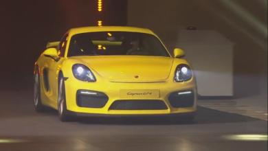 Photo of Video : Présentation de la Porsche Cayman GT4