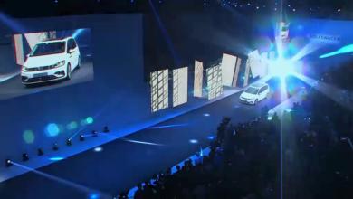 Photo of Video : Présentation du nouveau Touran et du Sport Coupé Concept GTE à la Group Night – Geneve 2015