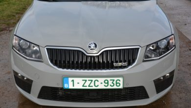 Photo of Skoda Octavia III RS TDI 184CV : essai