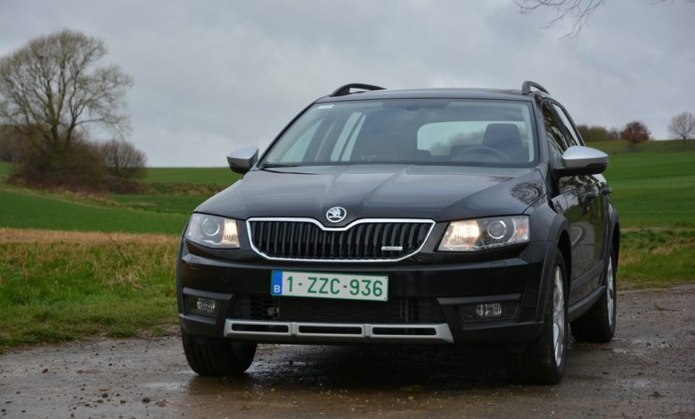 Photo de Skoda Octavia III, version Scout, 2.0L TDI 150CV : essai