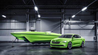 Photo of Vision Sea : Skoda lance son premier modèle de yacht sportif