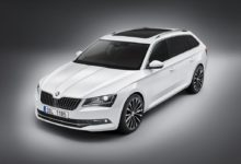 Photo de Skoda Superb Combi : il arrive !