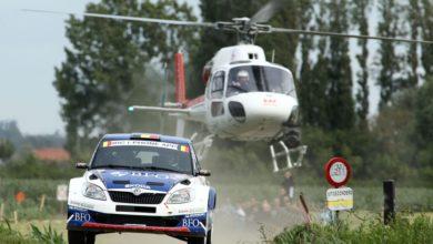 Photo of Dernière course pour la Fabia S2000