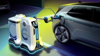 Photo of Volkswagen entend révolutionner les parkings souterrains avec ses robots de recharge
