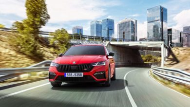 Photo of Skoda Octavia RS iV