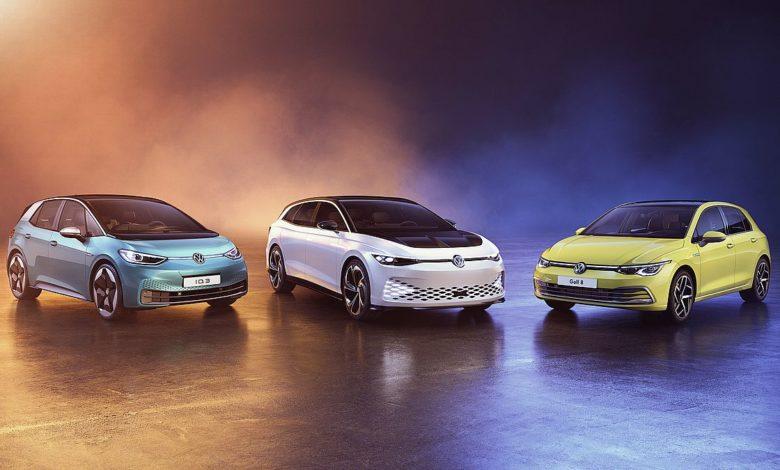 Photo de Volkswagen ID.3 : prix du design de l'industrie