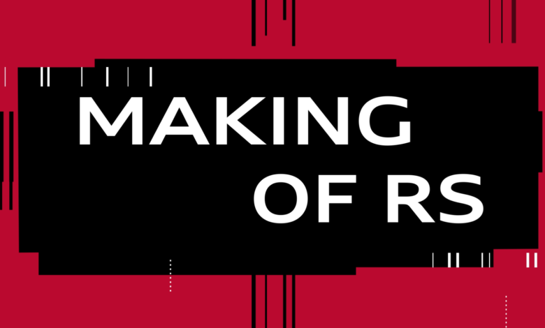 Photo de Audi : Making of RS