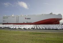 Photo de Un cargo au GNL (CNG liquide)