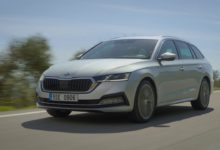 Photo of Skoda Octavia 4 Combi driving footage