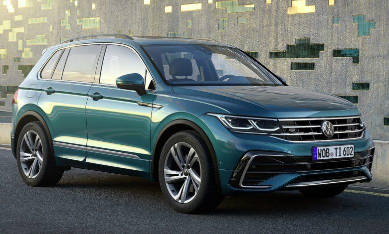Photo de Volkswagen Tiguan 2020