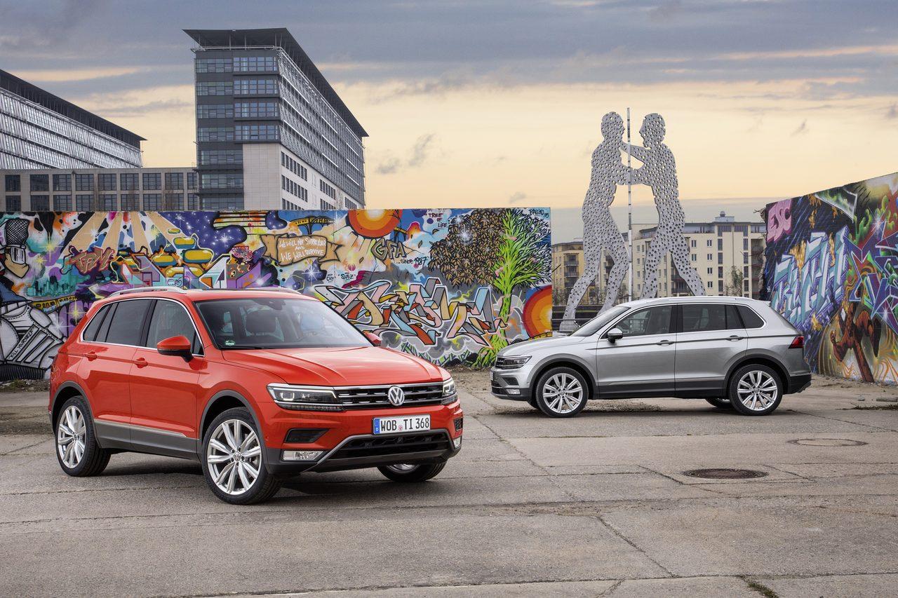 Premium DEL éclairage intérieur modules principaux éclairage avant VW TIGUAN