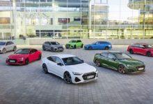 Photo de Les coulisses des RS chez Audi
