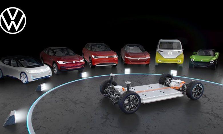 Photo de Architecture et fonctions de la plateforme MEB pour la famille Volkswagen ID.