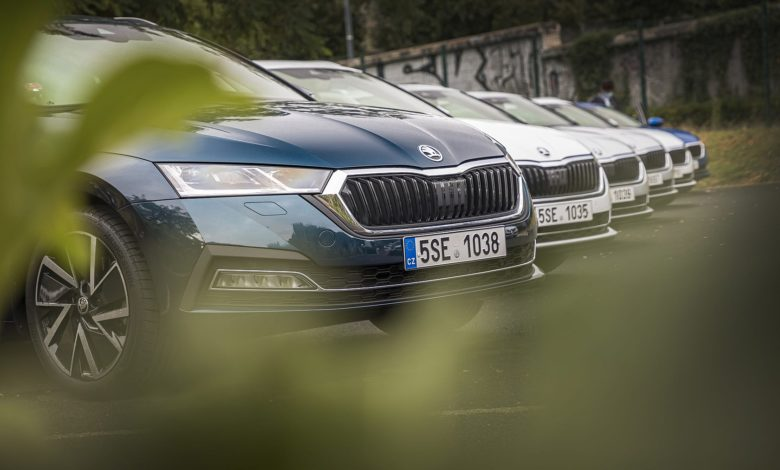 Photo de Skoda Octavia : ouverture des commandes en France
