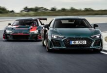 Photo de Audi R8 Green Hell