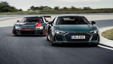 Photo de Audi R8 Green Hell
