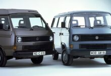 Photo de Les 35 ans du VW T3 Multivan
