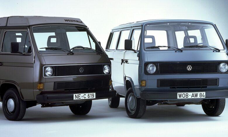 Photo de Les 35 ans du VW T3 Multivan