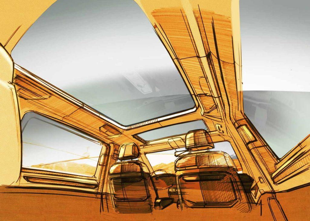 Un nouveau Transporter Multivan